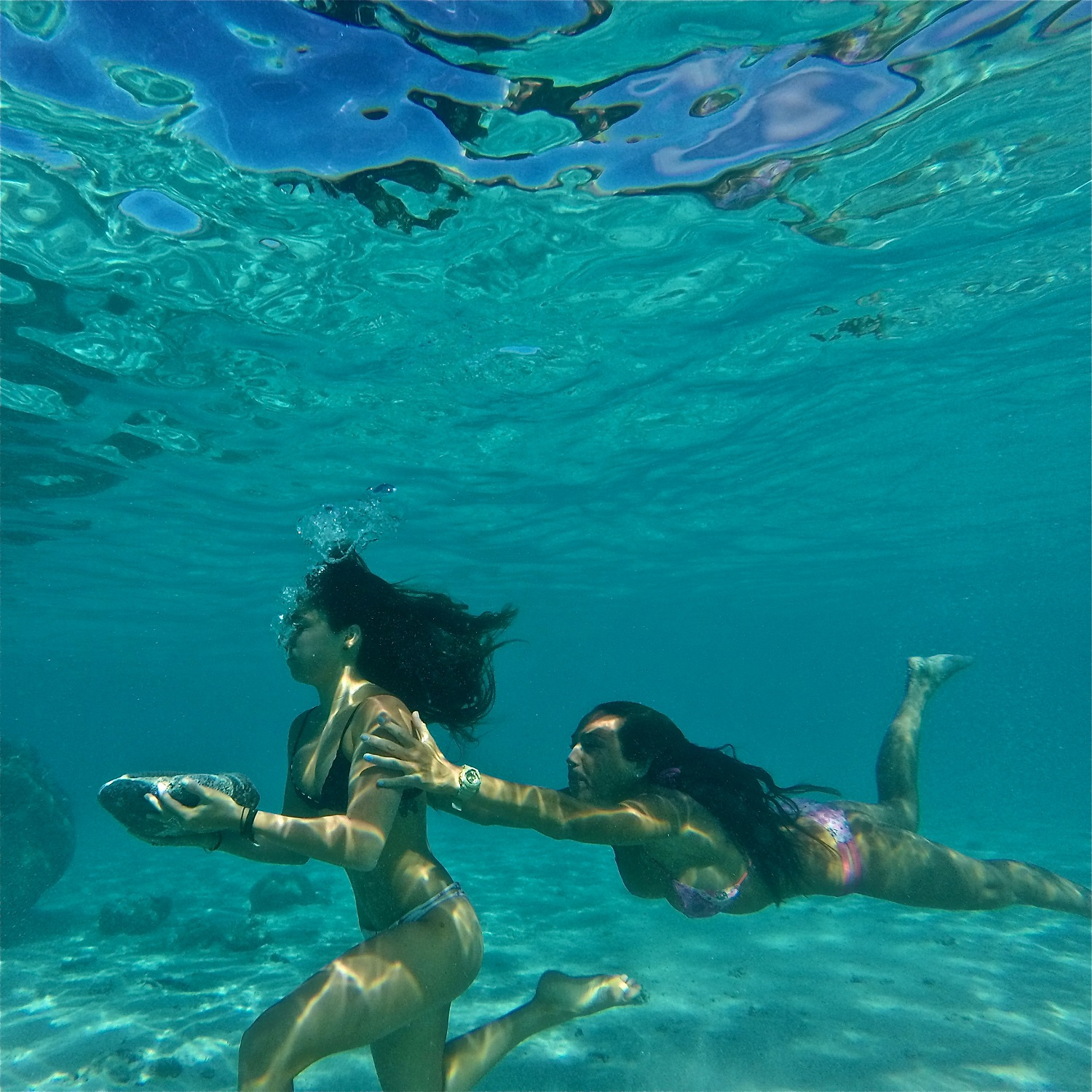 How to increase your Lung-Capacity for Surfing, Freediving